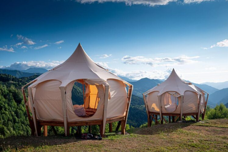 What Is Glamping & Why Is It Becoming So Popular in 2021?